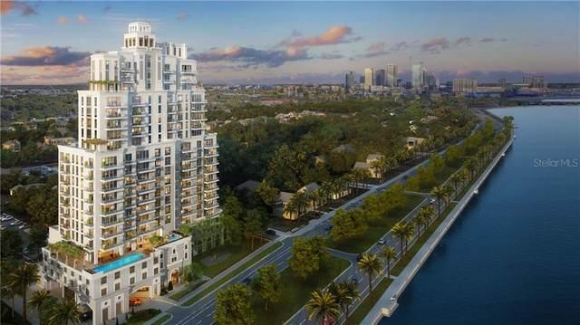 2103 Bayshore Boulevard #805, Tampa, FL 33606 (MLS #U8093661) :: Team Bohannon Keller Williams, Tampa Properties