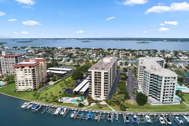 690 Island Way #1011, Clearwater, FL 33767 (MLS #U8093740) :: The Figueroa Team