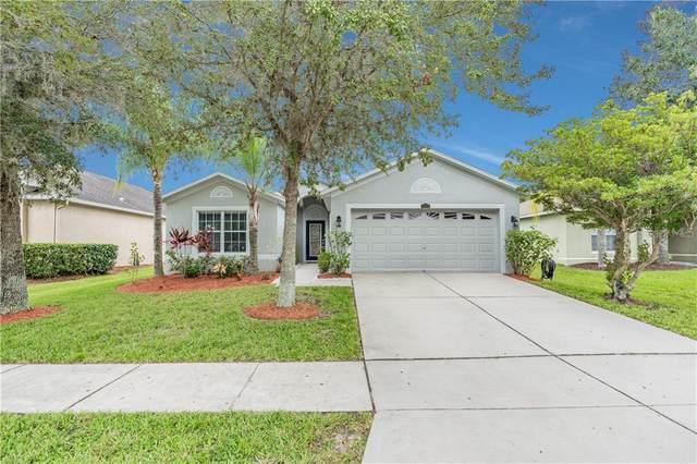 3921 Constantine Loop, Wesley Chapel, FL 33543 (MLS #U8093770) :: Cartwright Realty