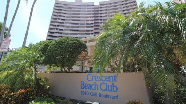1340 Gulf Boulevard 14A, Clearwater Beach, FL 33767 (MLS #U8093806) :: The Figueroa Team