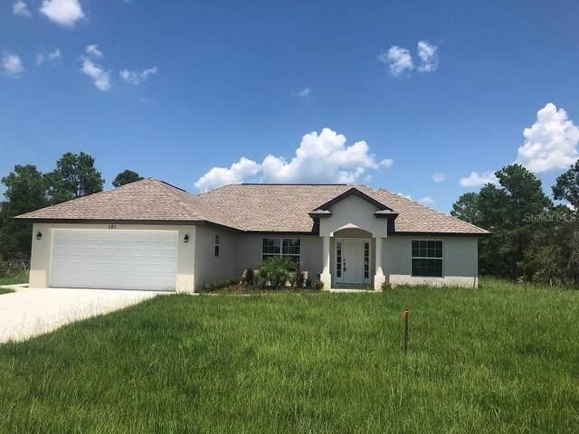 101 Marshall Avenue, Lake Placid, FL 33852 (MLS #U8093836) :: Team Bohannon Keller Williams, Tampa Properties
