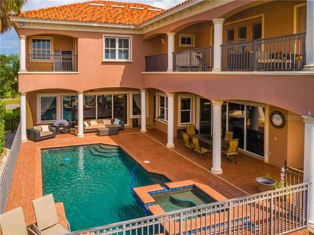 824 Island Way, Clearwater, FL 33767 (MLS #U8093856) :: Team Bohannon Keller Williams, Tampa Properties