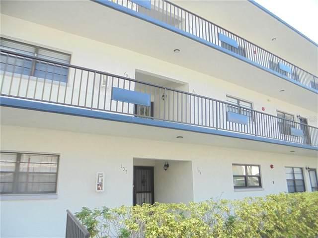 5990 Terrace Park Drive N #105, St Petersburg, FL 33709 (MLS #U8093912) :: Keller Williams on the Water/Sarasota