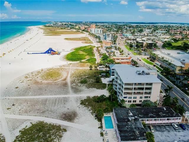 10324 Gulf Boulevard #100, Treasure Island, FL 33706 (MLS #U8093920) :: Baird Realty Group