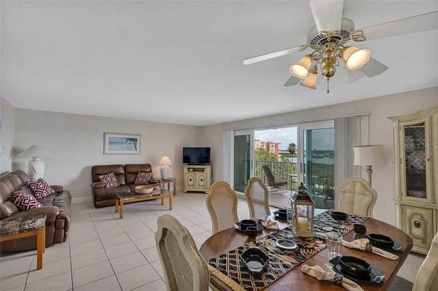 19610 Gulf Boulevard #407, Indian Shores, FL 33785 (MLS #U8093966) :: Lockhart & Walseth Team, Realtors