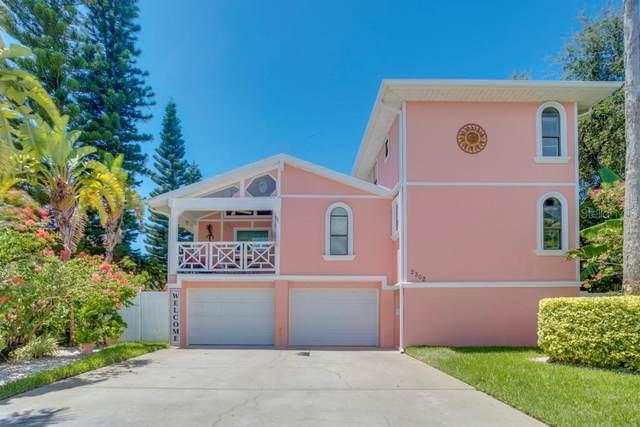 2302 Bay Boulevard, Indian Rocks Beach, FL 33785 (MLS #U8093989) :: Medway Realty