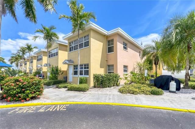 19417 Gulf Boulevard A-206, Indian Shores, FL 33785 (MLS #U8094066) :: Lockhart & Walseth Team, Realtors
