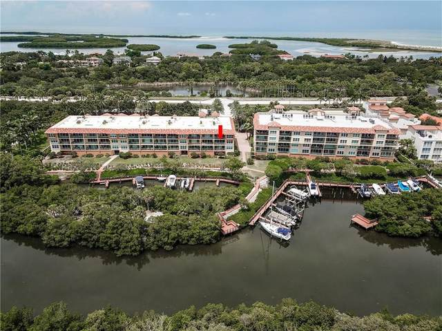 1695 Pinellas Bayway S A4, Tierra Verde, FL 33715 (MLS #U8094278) :: The Duncan Duo Team