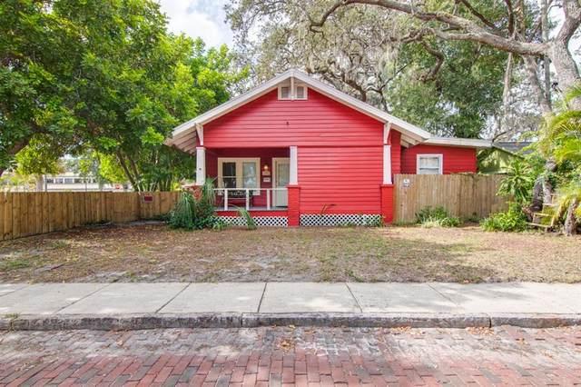 605 Cleveland Avenue, Largo, FL 33770 (MLS #U8094349) :: Heckler Realty