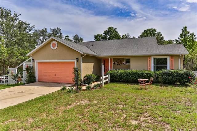 5101 N Wayne Drive, Beverly Hills, FL 34465 (MLS #U8094371) :: Rabell Realty Group