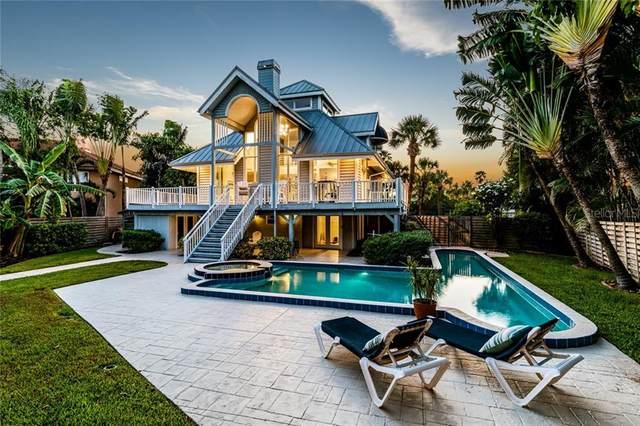 3751 Belle Vista Drive, St Pete Beach, FL 33706 (MLS #U8094386) :: Heckler Realty