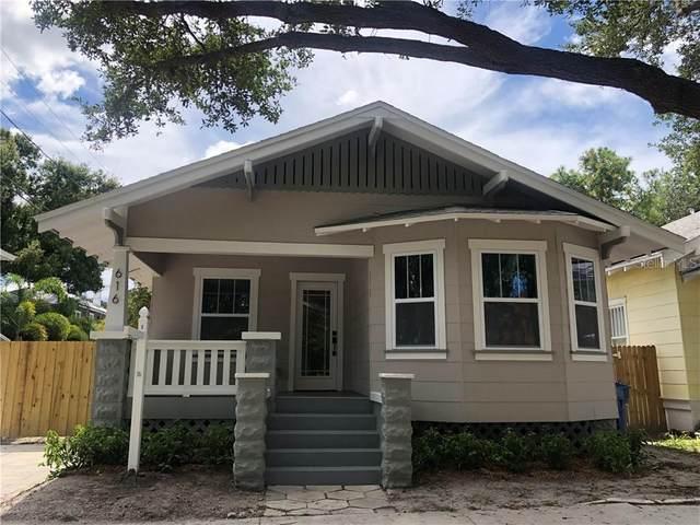 616 8TH Street N, St Petersburg, FL 33701 (MLS #U8094412) :: Medway Realty