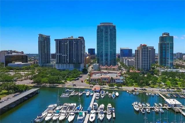 100 1ST Avenue N #3707, St Petersburg, FL 33701 (MLS #U8094460) :: Team Buky