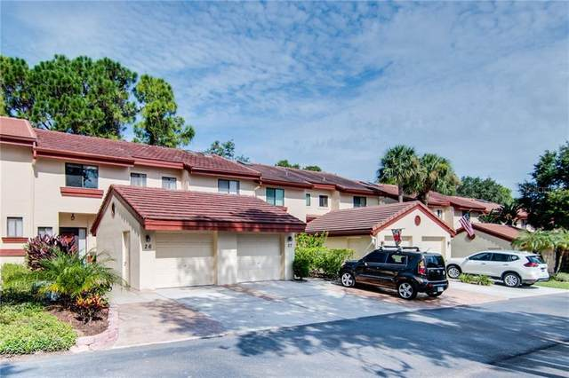 3460 Countryside Boulevard #26, Clearwater, FL 33761 (MLS #U8094474) :: Burwell Real Estate