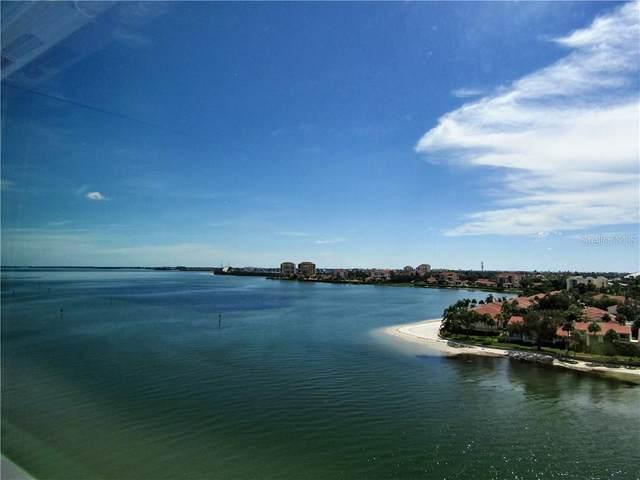 5220 Brittany Drive S #1006, St Petersburg, FL 33715 (MLS #U8094569) :: Baird Realty Group