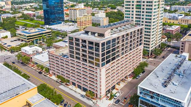 175 2ND Street S #816, St Petersburg, FL 33701 (MLS #U8094688) :: Team Pepka