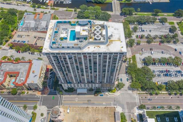 1 Beach Drive SE #1310, St Petersburg, FL 33701 (MLS #U8094744) :: Delgado Home Team at Keller Williams