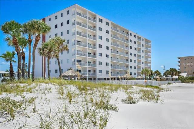 13500 Gulf Boulevard #307, Madeira Beach, FL 33708 (MLS #U8094876) :: The Light Team