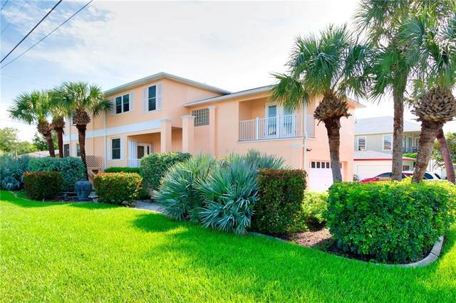 101 8TH Street, Belleair Beach, FL 33786 (MLS #U8095009) :: Zarghami Group