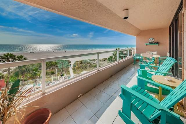 1340 Gulf Boulevard 4C, Clearwater, FL 33767 (MLS #U8095283) :: Alpha Equity Team