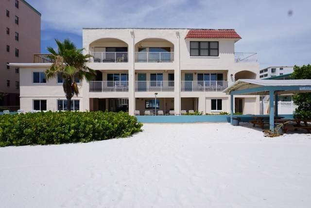 17300 Gulf Boulevard #8, North Redington Beach, FL 33708 (MLS #U8095342) :: Team Buky