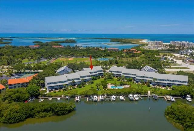 1375 Pinellas Bayway S #31, Tierra Verde, FL 33715 (MLS #U8095437) :: Lockhart & Walseth Team, Realtors
