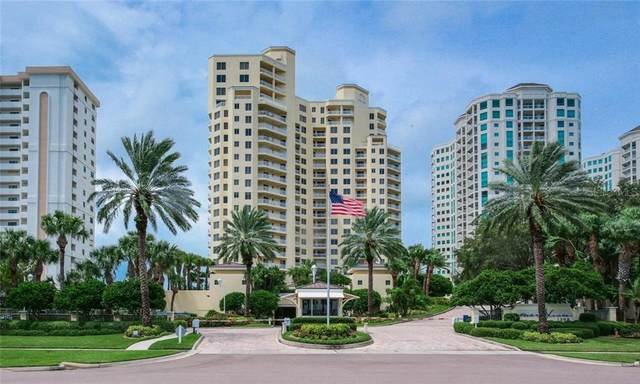 1200 Gulf Boulevard #1403, Clearwater, FL 33767 (MLS #U8095676) :: Cartwright Realty