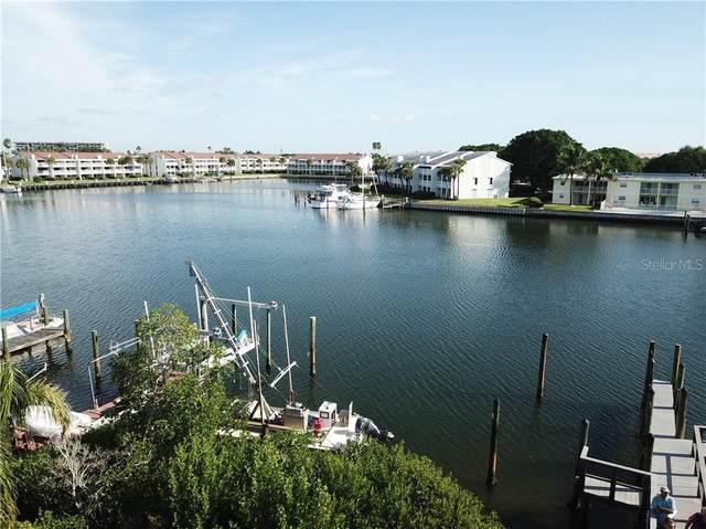 12004 Lagoon Lane, Treasure Island, FL 33706 (MLS #U8095774) :: Rabell Realty Group