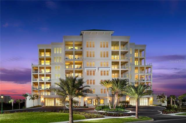 8 Palm Terrace #202, Belleair, FL 33756 (MLS #U8095782) :: KELLER WILLIAMS ELITE PARTNERS IV REALTY