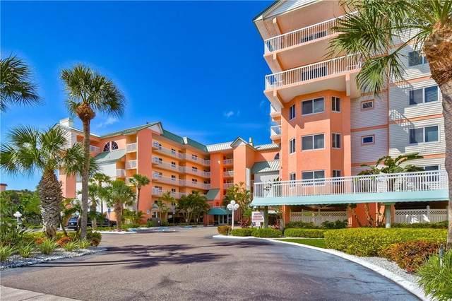 18400 Gulf Boulevard #1201, Indian Shores, FL 33785 (MLS #U8095954) :: Lockhart & Walseth Team, Realtors