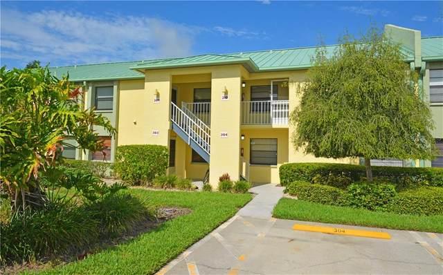 6013 113TH Street #310, Seminole, FL 33772 (MLS #U8095990) :: Team Buky