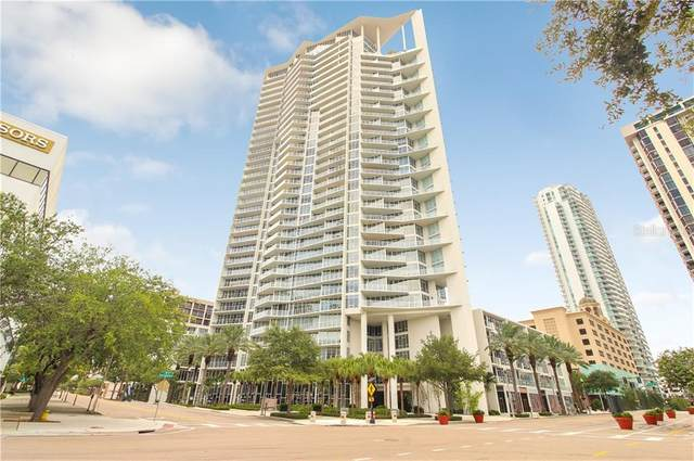 175 1ST Street S #804, St Petersburg, FL 33701 (MLS #U8096084) :: The Light Team
