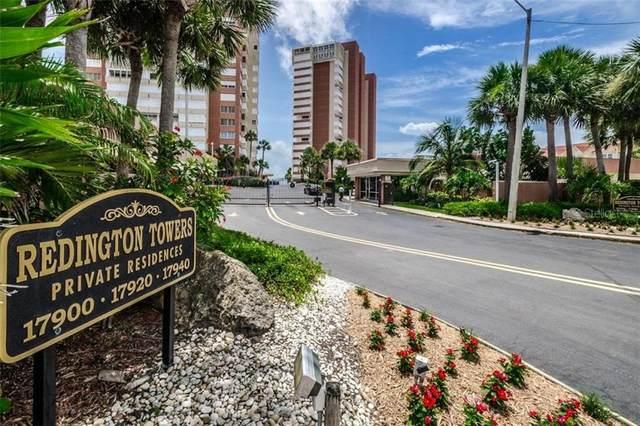 17940 Gulf Boulevard 2C, Redington Shores, FL 33708 (MLS #U8096242) :: Lockhart & Walseth Team, Realtors