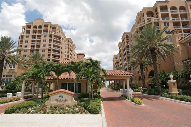 501 Mandalay Avenue #710, Clearwater Beach, FL 33767 (MLS #U8096322) :: Heckler Realty