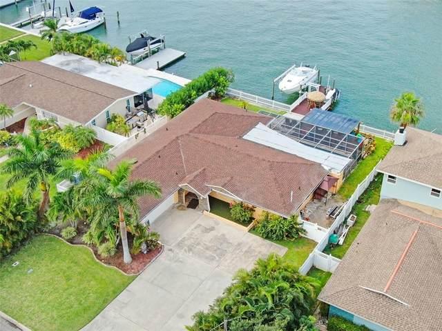 412 Leeward Island, Clearwater, FL 33767 (MLS #U8096500) :: Alpha Equity Team