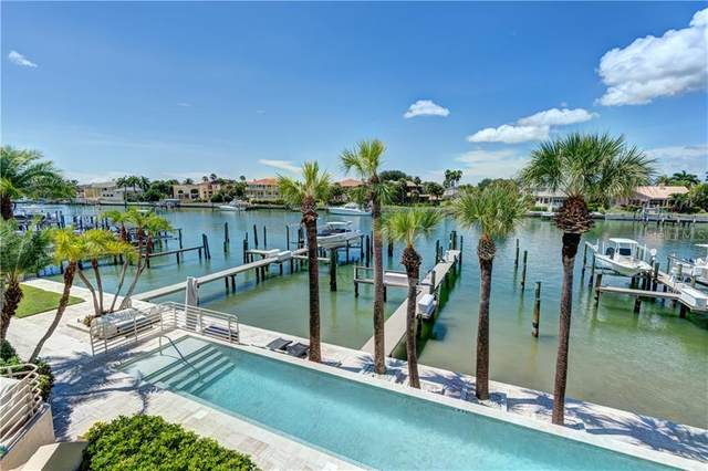734 Pinellas Bayway S #734, Tierra Verde, FL 33715 (MLS #U8097046) :: The Heidi Schrock Team