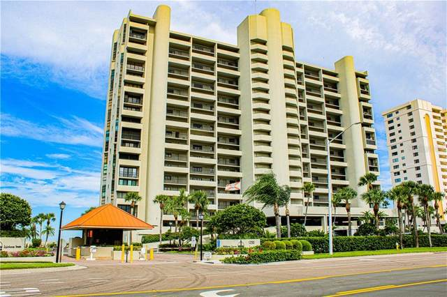 1290 Gulf Boulevard #1401, Clearwater, FL 33767 (MLS #U8097195) :: The Light Team