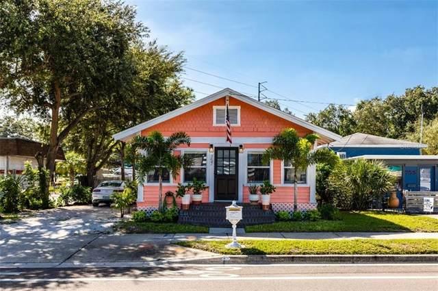 757 Main Street, Dunedin, FL 34698 (MLS #U8097210) :: Florida Real Estate Sellers at Keller Williams Realty