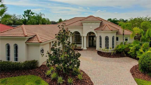 11945 Royce Waterford Circle, Tampa, FL 33626 (MLS #U8097240) :: The Heidi Schrock Team