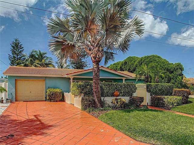 376 S Tessier Drive, St Pete Beach, FL 33706 (MLS #U8097243) :: Lockhart & Walseth Team, Realtors