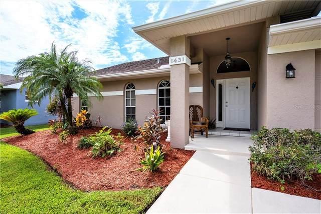1431 Meres Boulevard, Tarpon Springs, FL 34689 (MLS #U8097263) :: Keller Williams on the Water/Sarasota