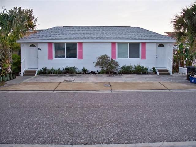 128 Beach Avenue, Redington Shores, FL 33708 (MLS #U8097346) :: Lockhart & Walseth Team, Realtors