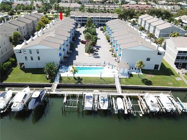 745 Pinellas Bayway S #209, Tierra Verde, FL 33715 (MLS #U8097400) :: Heckler Realty