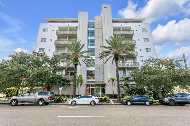 475 2ND Street N #402, St Petersburg, FL 33701 (MLS #U8097494) :: Lockhart & Walseth Team, Realtors