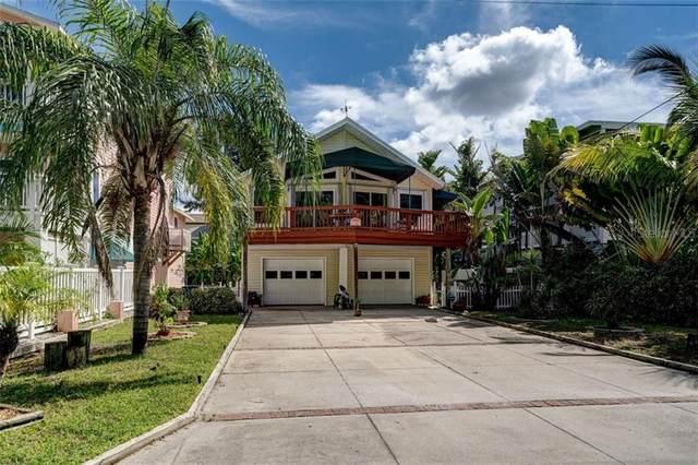 8205 W Gulf Boulevard, Treasure Island, FL 33706 (MLS #U8097574) :: Lockhart & Walseth Team, Realtors