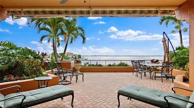 5301 Gulf Boulevard A202, St Pete Beach, FL 33706 (MLS #U8097605) :: Lockhart & Walseth Team, Realtors