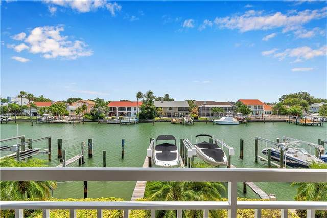 1069 Pinellas Bayway S, Tierra Verde, FL 33715 (MLS #U8097650) :: The Heidi Schrock Team