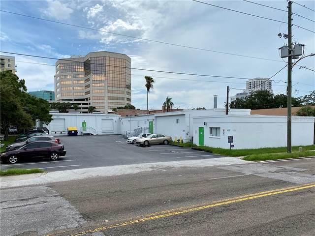 615 Drew Street, Clearwater, FL 33755 (MLS #U8097694) :: Team Borham at Keller Williams Realty