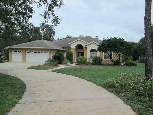 10850 Hilltop Drive, New Port Richey, FL 34654 (MLS #U8097716) :: Heckler Realty