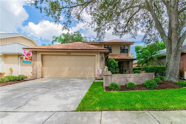 2269 Springwood Circle W, Clearwater, FL 33763 (MLS #U8097759) :: Team Bohannon Keller Williams, Tampa Properties